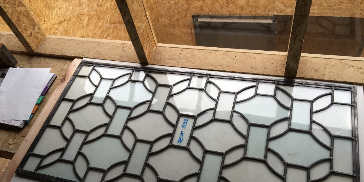 Image #1 of Adare Leaded Glass