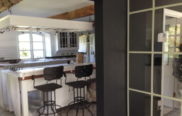 Image #1 of Steel Screen, Wicklow