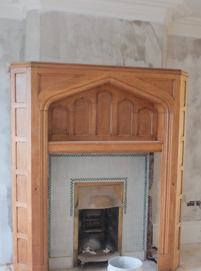 Image #1 of Adare Manor Timber Panelling