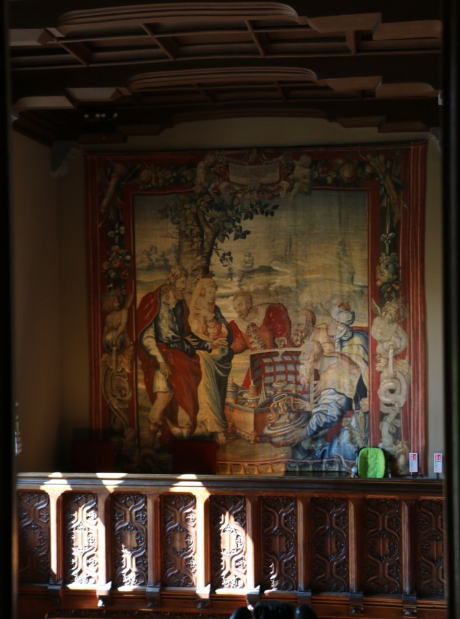 Image #11 of Adare Manor Timber Panelling