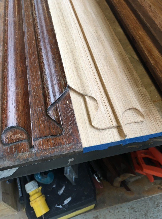 Image #18 of Adare Manor Timber Panelling