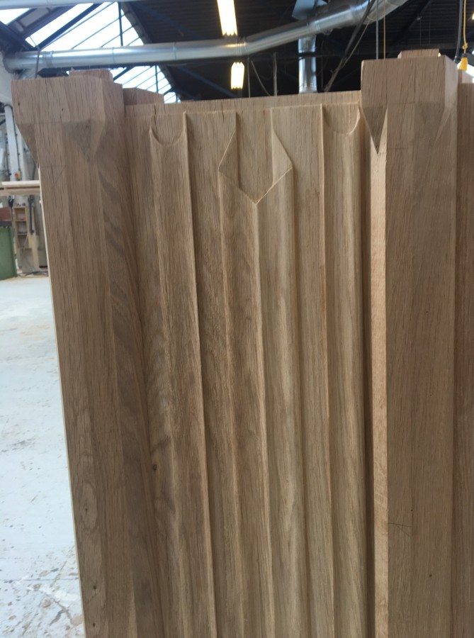 Image #23 of Adare Manor Timber Panelling