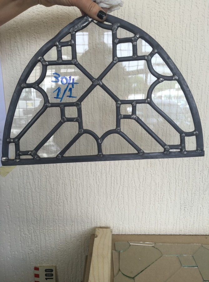 Image #22 of Adare Leaded Glass