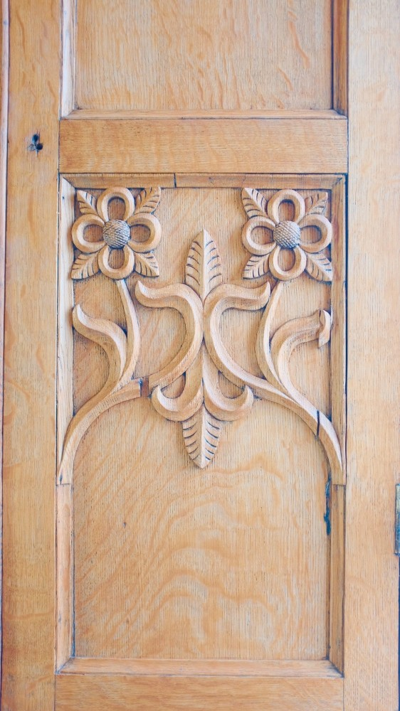 Image #2 of Adare Manor Timber Panelling