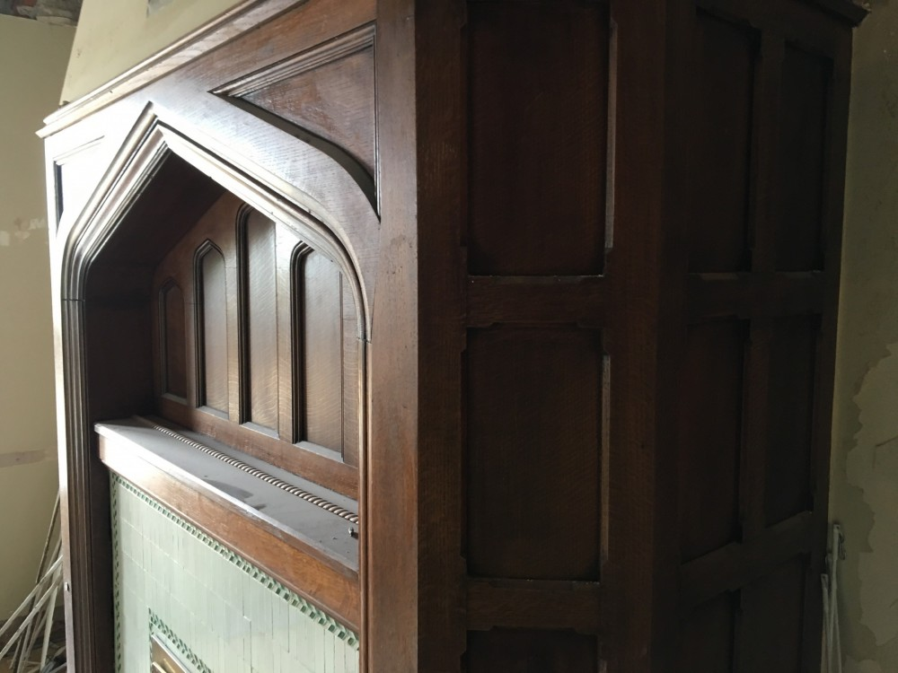 Image #14 of Adare Manor Timber Panelling