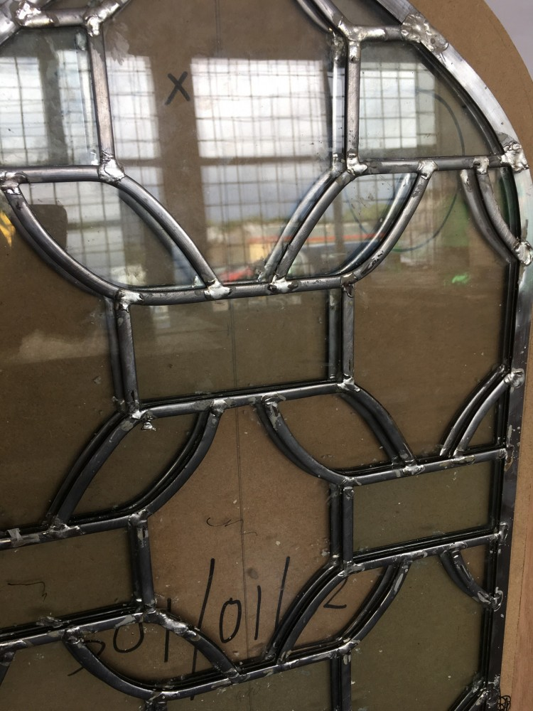 Image #11 of Adare Leaded Glass