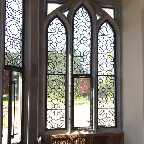 Adare Leaded Glass