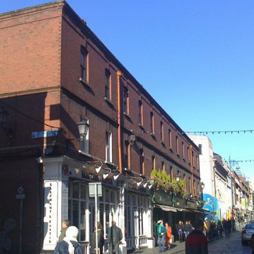 Crampton Buildings, Temple Bar, Dublin