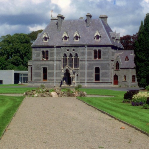Museum of Folklore, Turlough Park